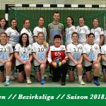 Frauen Saison 2018/19
