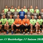 Männer Saison 2018/19
